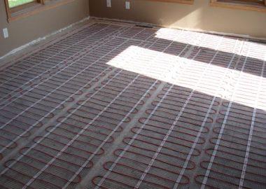 electrick underfloor heating